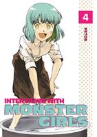 Interviews with Monster Girls 4 (Manga) US
