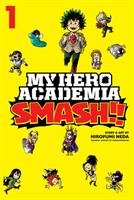 My Hero Academia: Smash!! Vol. 1 (Manga) US
