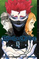Black Clover Vol. 13 (Manga) US