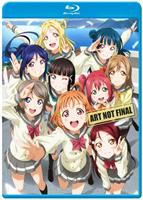 Love Live! Sunshine!! Complete Season 1 Limited Collector's Edition (Blu-ray) AU