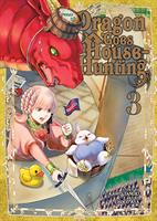 Dragon Goes House-Hunting Volume 3 (Manga) US