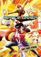 Space Dandy Complete Series (DVD) AU