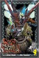 Monster Hunter: Flash Hunter Vol. 9 (Manga) US