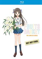 Fruits Basket Complete Series (Blu-ray) AU