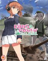 Girls und Panzer der Film (Blu-ray) UK