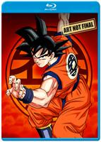 Dragon Ball Z Remastered Movie Collection (Uncut) (Blu-ray) AU