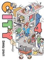 CITY, 4 (Manga) US