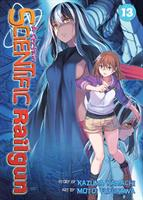 A Certain Scientific Railgun Volume 13 (Manga) US