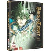Black Clover - Season 2 Part 4 (DVD) UK