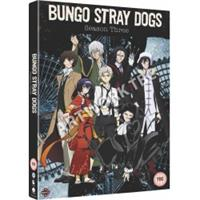 Bungo Stray Dogs: Season 3 (DVD) UK