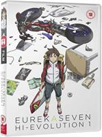 Eureka Seven - Hi-Evolution (DVD) UK