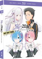 Re:Zero Starting Life in Another World Part 1 (Blu-ray) AU