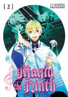 Magia the Ninth Volume 2 (Manga) US