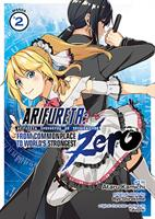 Arifureta: From Commonplace to World's Strongest Zero (Manga) Volume 2 (Manga) US