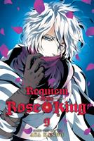 Requiem of the Rose King Vol. 9 (Manga) US