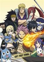 Fairy Tail Guild Collection 5 (Eps 176-226) (Blu-ray) AU
