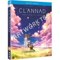 Clannad & Clannad After Story Collection - Limited Edition (Blu-ray) UK
