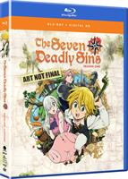 Seven Deadly Sins Season 1 (Eps 1-24) (Blu-ray) AU