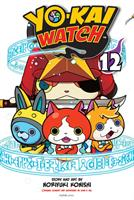 YO-KAI WATCH Vol. 12 (Manga) US