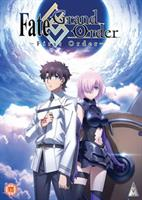 Fate/Grand Order: First Order (DVD) UK
