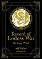 Record of Lodoss War: The Grey Witch (Gold Edition) (Manga) US