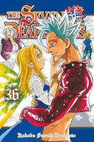 The Seven Deadly Sins 36 (Manga) US