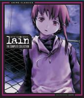 Serial Experiments Lain Collector's Edition (Blu-ray) UK