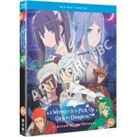 Is It Wrong To Try To Pick Up Girls In A Dungeon? Arrow Of The Orion (Blu-ray) UK