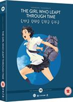 Hosoda Collection: The Girl Who Leapt Through Time Collector's Edition (Blu-ray) UK