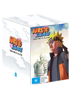Naruto Shippuden Chakra Complete Collection (DVD) AU