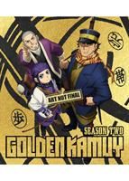 Golden Kamuy Complete Season 2 (Eps 13-24) (Blu-ray) AU