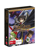 Code Geass 10th Anniversary Complete Series (Limited Edition) (Blu-ray) AU