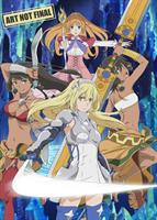Sword Oratoria: Is it Wrong to Try to Pick up Girls in a Dungeon? on the Side Complete Series (DVD) AU