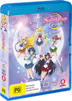 Sailor Moon Crystal Collection (Limited Edition) (Blu-ray) AU