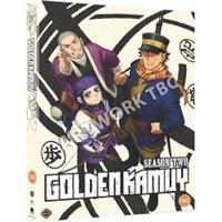 Golden Kamuy - Season 2 (DVD) UK