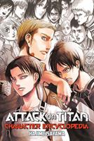Attack on Titan Character Encyclopedia (Manga) US