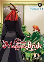 The Ancient Magus' Bride Volume 8 (Manga) US