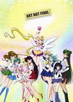 Sailor Moon Sailor Stars (Season 5) Part 1 (Eps 167-183) (Blu-ray) AU