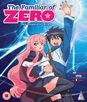 Familiar of Zero Complete Collection (Blu-ray) UK