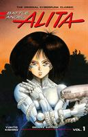 Battle Angel Alita Deluxe Edition 1 (Manga) US