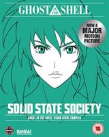 GITS: SAC Solid State Society (DVD) UK