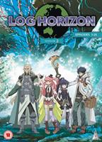 Log Horizon Season 2 Collection (DVD) UK
