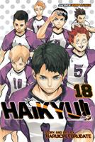 Haikyu!! Vol. 18 (Manga) US