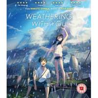 Weathering With You - Collector's Edition Combi (Blu-ray) UK