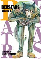 BEASTARS Vol. 4 (Manga) US