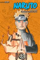 Naruto (3-in-1 Edition) Vol. 20 (Manga) US