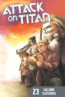 Attack on Titan 23 (Manga) US
