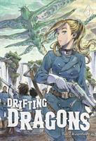 Drifting Dragons 4 (Manga) US