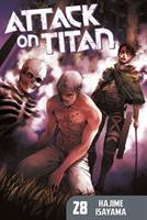 Attack on Titan 28 (Manga) US