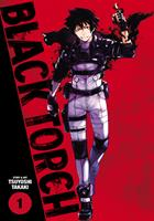 Black Torch Vol. 1 (Manga) US